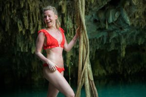 Photo Shoot Cenote