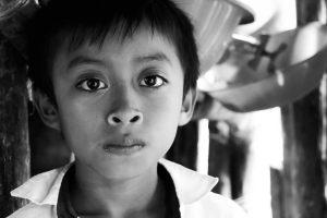 Mayan Boy - Mayan VillagePrivate Tour Photo Safari