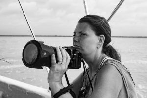 Guest Participant Sian Kaan Motorboat Private Tour Photo Safari