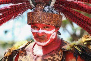 Mayan Man - Mayan Village Private Tour Photo Safari