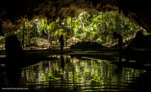 Guest Photo Session Hidden Cenote Riviera Maya