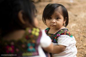 Mayan Girls - Mayan Village Private Tour Photo Safari