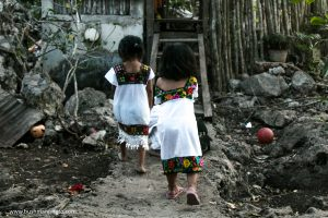 Mayan Girls - Mayan Village Muyil Private Tour Photo Safari