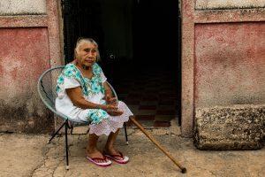 Woman in Valladolid - Private Tour Photo Safari