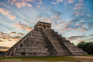 Early Morning Chichen Itza - Bushman Photography Private Tours